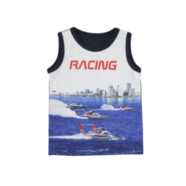 Mayoral Tanktop Racing Blue