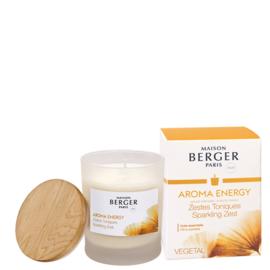 Maison Berger Geurkaars Aroma Energy Zestes Toniques