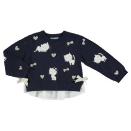 Mayoral sweater lange mouwen Kitten