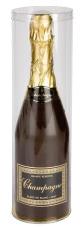 Boulanger Chocolade Champagnefles Puur - 400gr