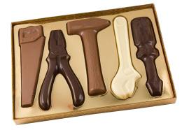 Boulanger Chocolade Gereedschap 155gr