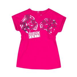 Kenzo T-shirt Deata Fuchsia