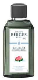 Navulling voor parfumverspreider 200ml  Fleur de Nymphéa