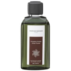 Navulling voor parfumverspreider Poussière d'Ambre 200ml