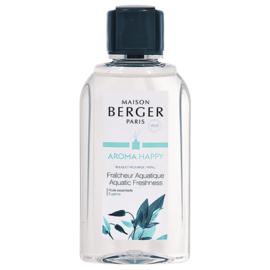 Navulling voor parfumverspreider 200ml Aroma Happy Fraîcheur Aquatique