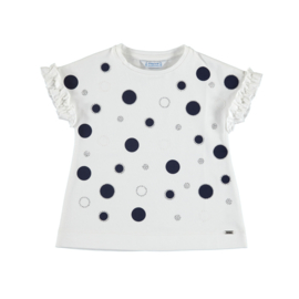 Mayoral Short sleeve Dots