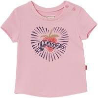 Levi's SS Tee Strawberry