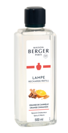 Orange de cannelle - Orange Cinnamon 500ml