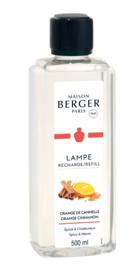 Orange de cannelle - Orange Cinnamon 500ml