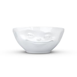 Tassen Bowl 350ml Grijnzend - Grinsend