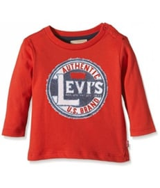 Levi's LS Tee Stampy