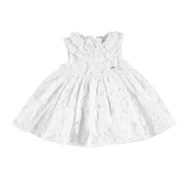 Mayoral Lace dress Baby Girl