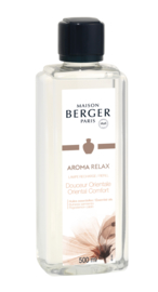 Aroma Relax Douceur Orientale 500ml