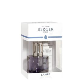 Lampe Berger Pure Grise giftset incl. 180ml Fraîcheur d'Eucalyptus