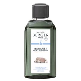 Navulling voor parfumverspreider Caresse de Coton 200ml