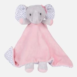 Mayoral Baby comforter Olifant Roze