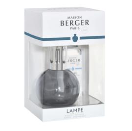 Lampe Berger Bingo Grise Giftset incl. 180ml Caresse de Coton
