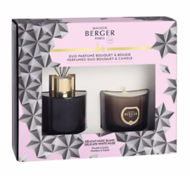 Lampe Berger Gifset Delicate White Musk