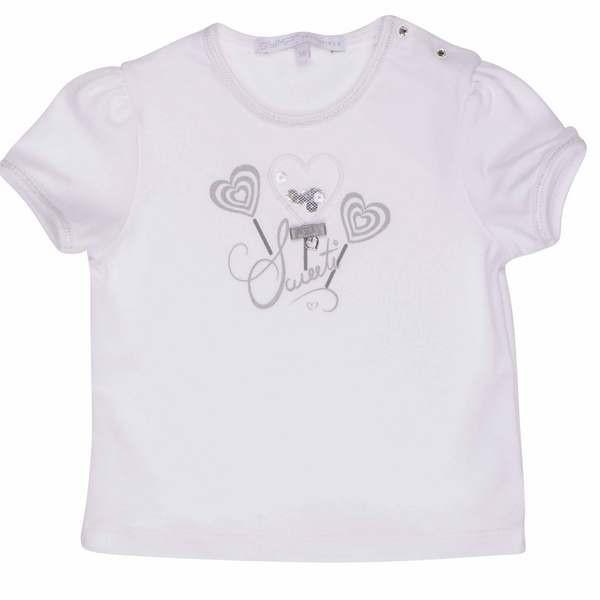 T-shirt  hartjes
