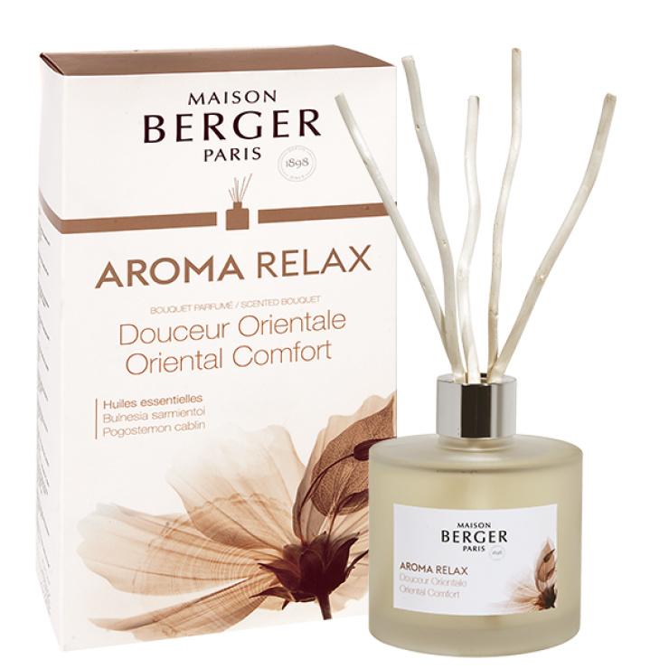Parfumverspreider Aroma Relax Douceur Orientale