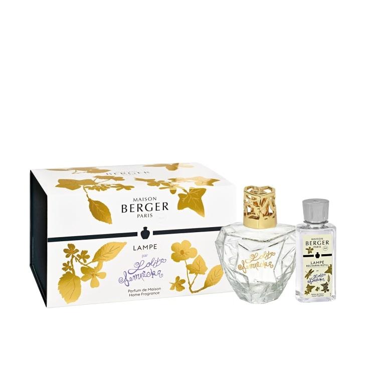 Lampe Berger premium giftset Lolita Lempicka Transparante incl. 180ml