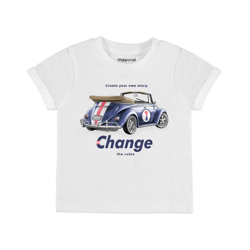 Mayoral Short sleeve t-shirt Change