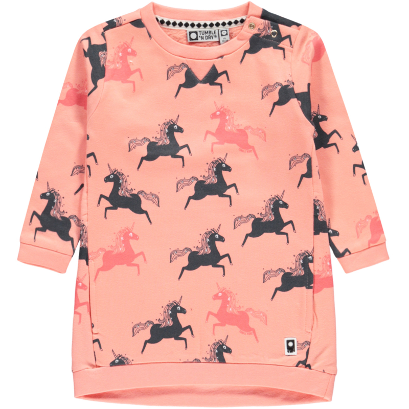 Jocha- Girls LO - Knit - Unicorn