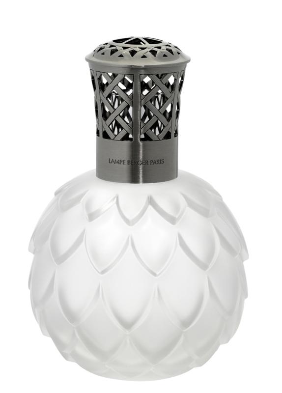 Lampe Berger Artichaut Givrée