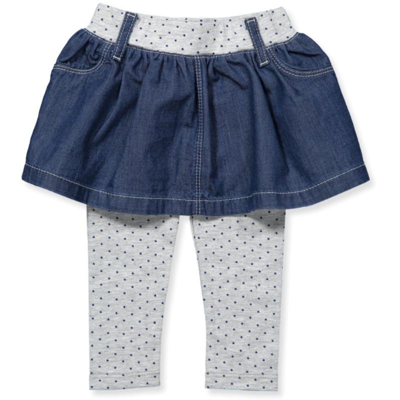 Levi's Skirt July met Sterretjes leggings