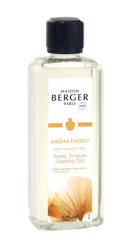 Aroma Energy Zestes Toniques 500ml