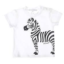 Gymp Short sleeve Zebra