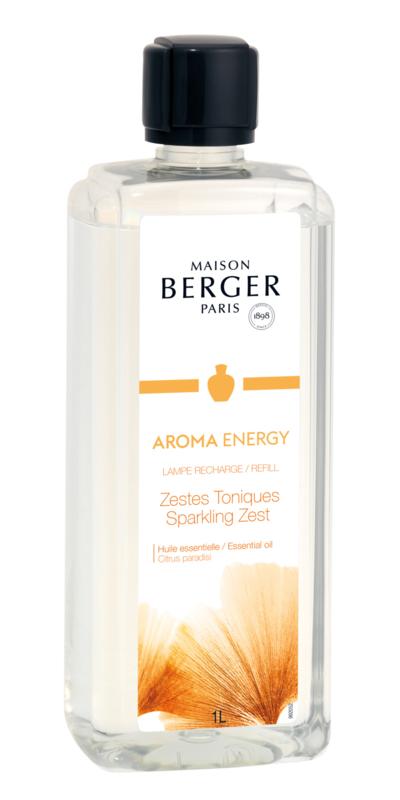 Aroma Energy / Zestes Toniques 1L
