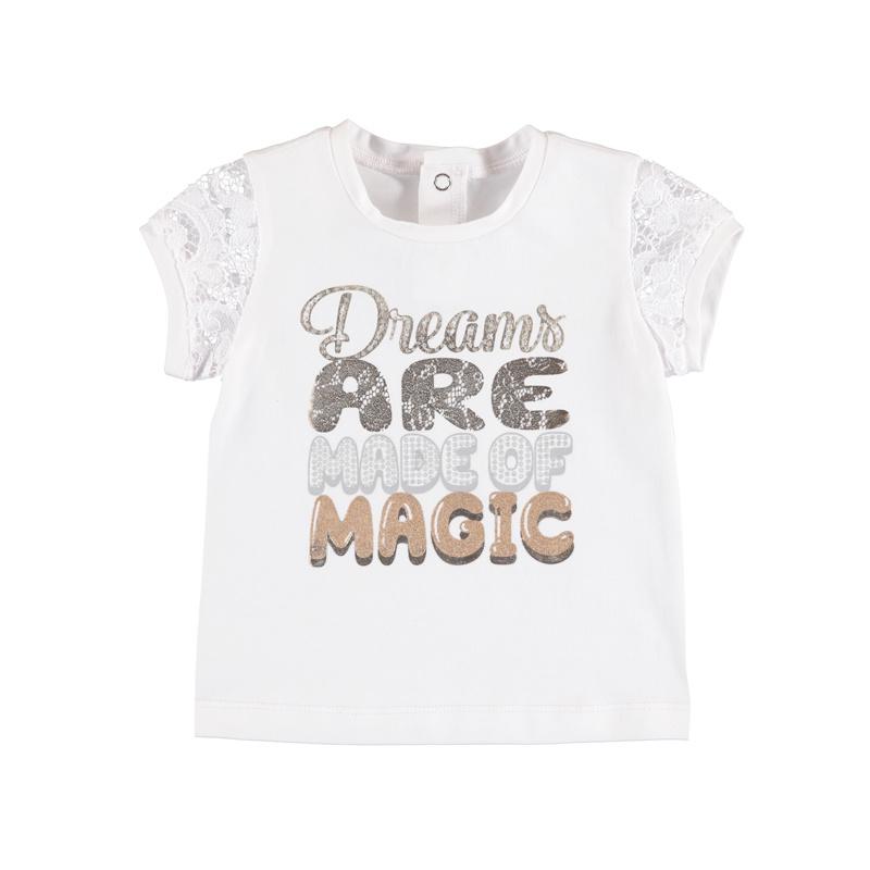 Mayoral Short sleeve t-shirt Dreams