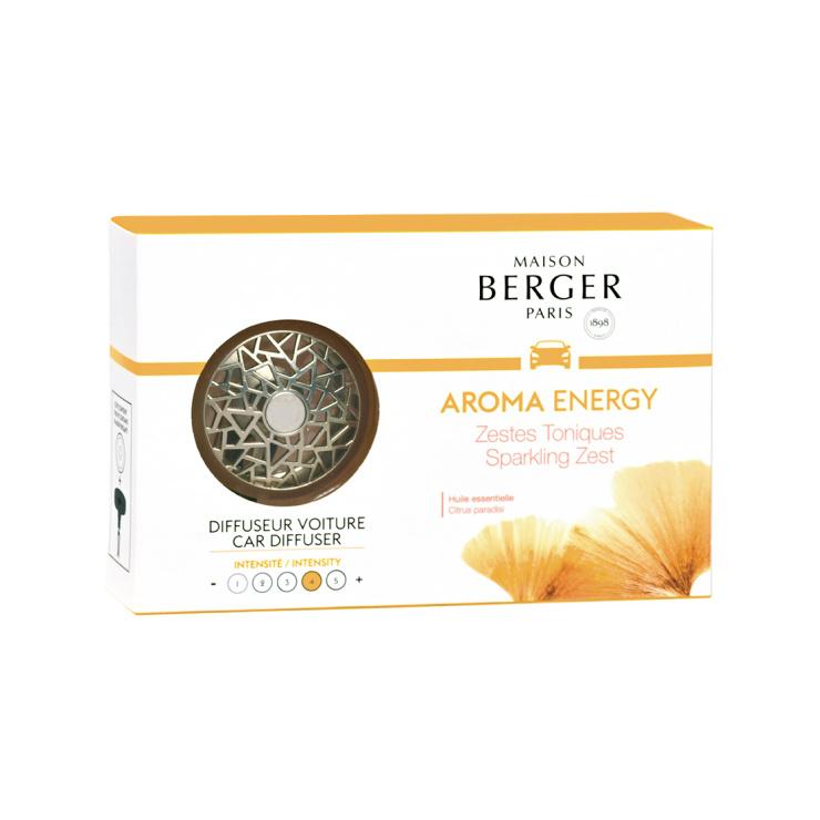 Autoparfum - AROMA Energy Zestes Toniq