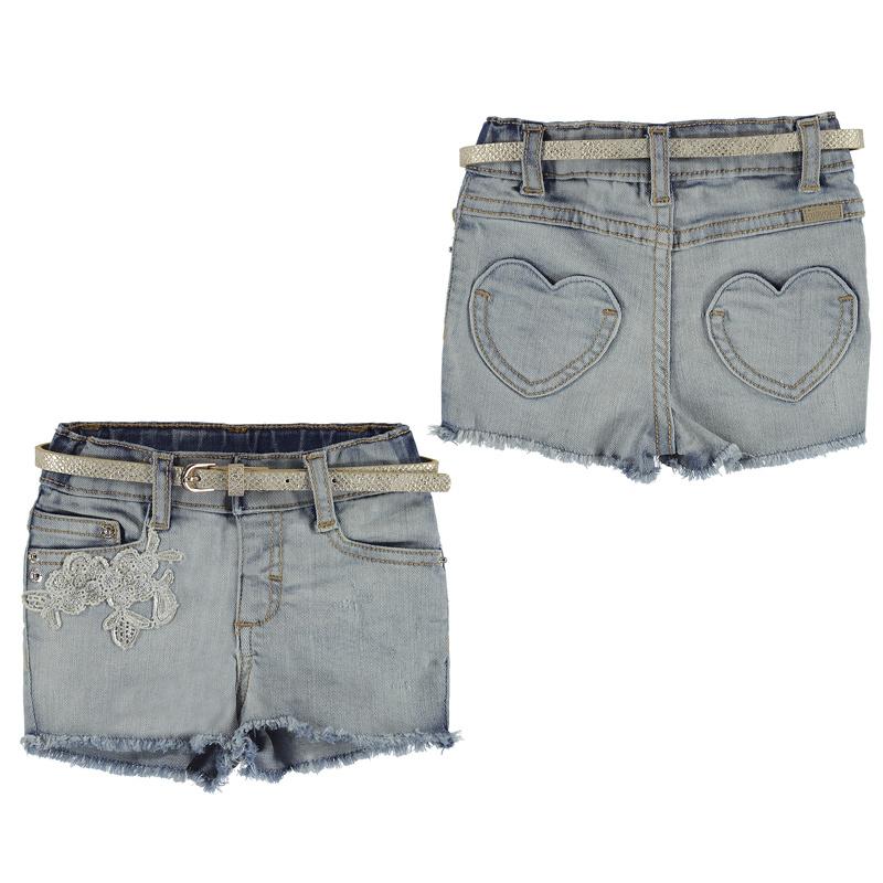 Mayoral Jean shorts