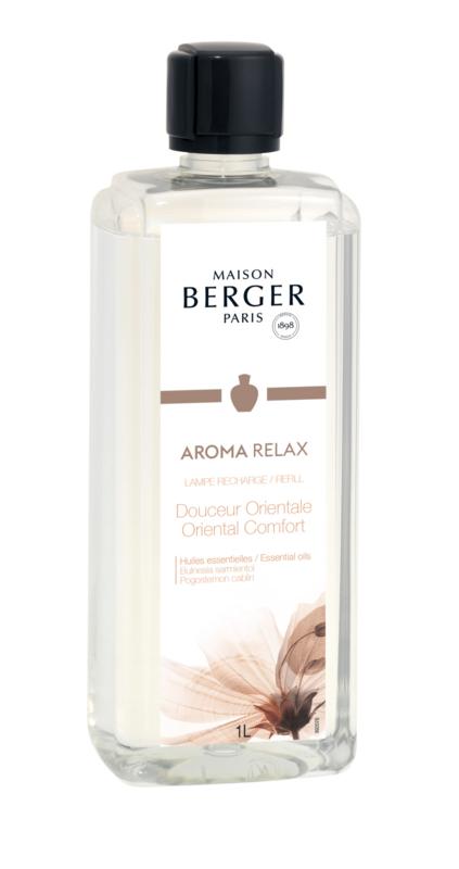 Aroma Relax /  Douceur Orientale 1L