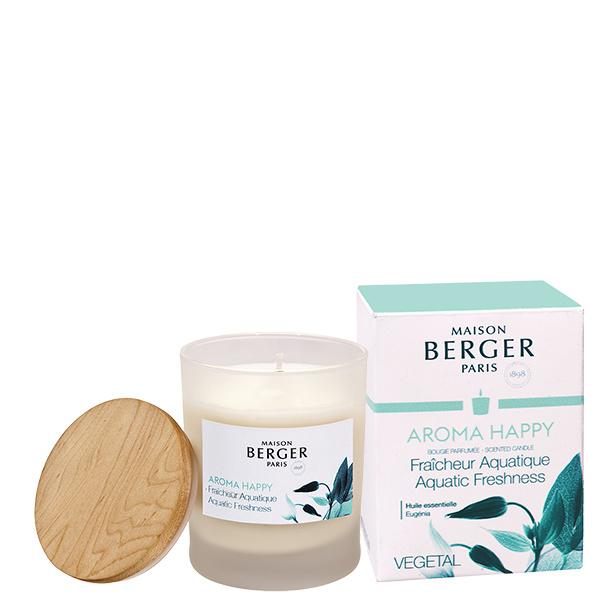 Maison Berger Geurkaars Aroma Happy Fraîcheur Aquatique