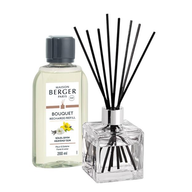 Parfumverspreider Soleil Divin +  Navulling ACTIEPACK