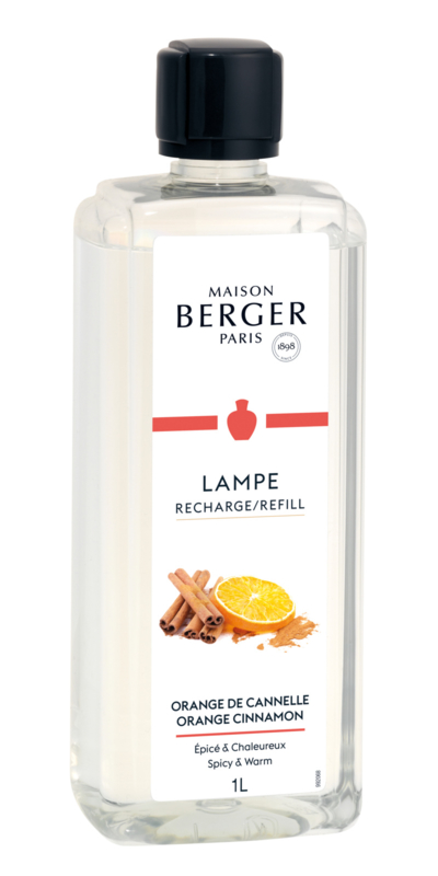 Orange de cannelle - Orange Cinnamon 1L