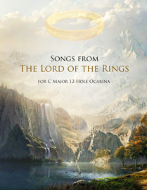 Lord of the Rings Songbook for 12-Hole Ocarina
