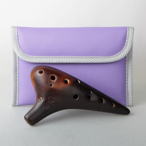 Focalink Stein SF Ocarina - 12 Holes - Clay - F Major (Soprano / Alto)