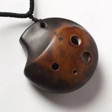Songbird TaiChi Ocarina - 6 Holes - Ceramic - G Major (Soprano)
