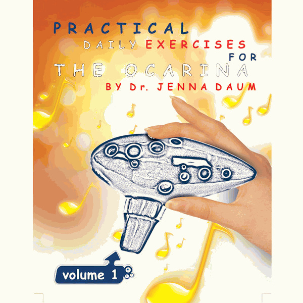 Practical Daily Exercises for 12 Hole Ocarinas