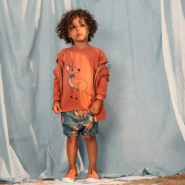 Dear Sophie - Cangaroo Blue Shorts