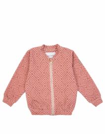 Dear Sophie - Pink Marrakech Bomber Jacket
