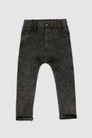 Minikid - Pants Marble Black Straight