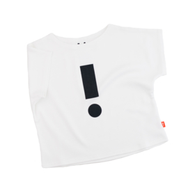 Hi Little - ! logo tee