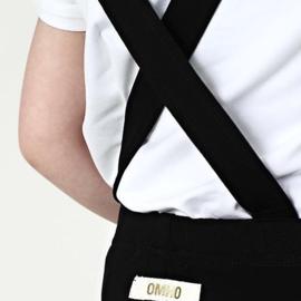 Omho - Black strappy pants