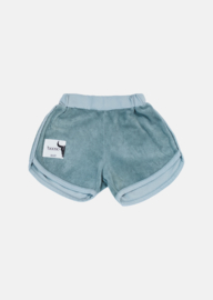 Booso - Terry Short Sea Blue
