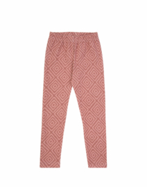 Dear Sophie - Pink Marrakech Leggings